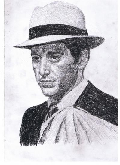 Al Pacino por Tiagolima93